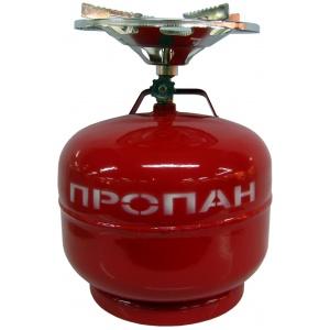 Плита газовая Кемпинг 9.2л Югагаз