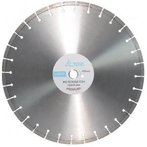 Диск алмазный ТСС 450x25.4мм Железобетон (Премиум)