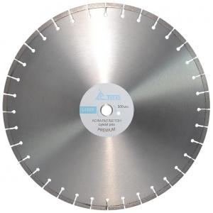 Диск алмазный ТСС 500x25.4мм Асфальт/бетон (Премиум)