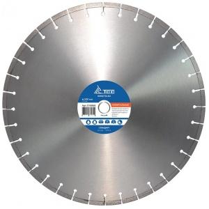 Диск алмазный ТСС 500x25.4мм Универсальный (Стандарт)