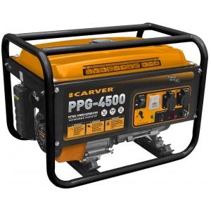 Генератор бензиновый Carver PPG-4500