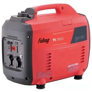 Генератор бензиновый инверторный Fubag TI 2600