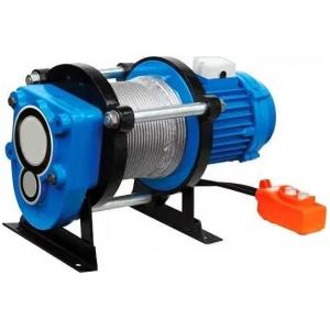 Лебедка электрическая TOR СD-300-А с канатом 30м 220в