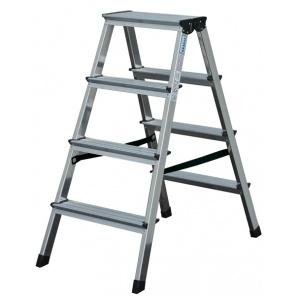 Лестница-стремянка двухсторонняя Krause 2x4