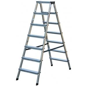 Лестница-стремянка двухсторонняя Krause 2x7