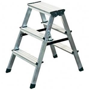 Лестница-стремянка двухсторонняя Krause 2x3