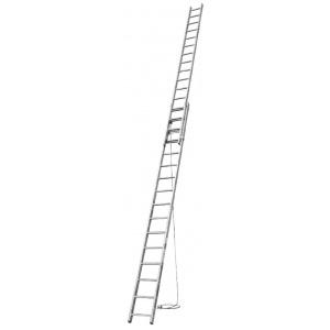Лестница двухсекционная Krause 2x16