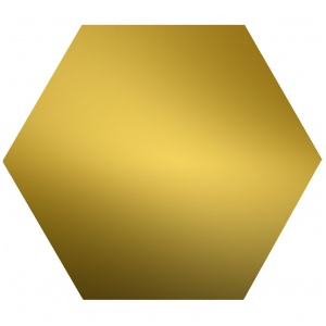 Шестигранник латунный ЛС59-1 41мм