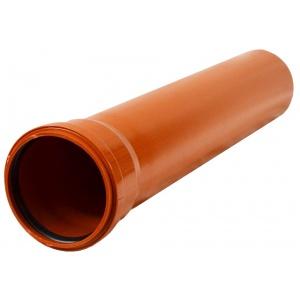 Труба канализационная ПВХ 110х3.2х6000мм
