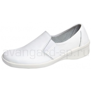 Туфли женские Медистеп белые
