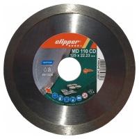 Диск алмазный Norton MD110CD 125x22.23мм для резки керамики и камня