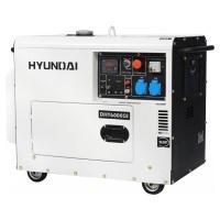 Генератор дизельный Hyundai DHY 6000SE