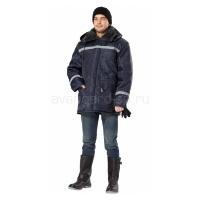 Куртка Север с меховым воротником