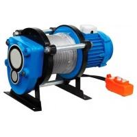 Лебедка электрическая TOR СD-500-А с канатом 100м 220в