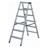 Лестница-стремянка двухсторонняя Krause 2x6