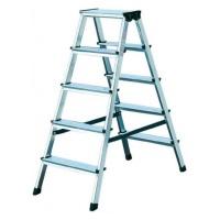 Лестница-стремянка двухсторонняя Krause 2x5