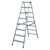 Лестница-стремянка двухсторонняя Krause 2x8