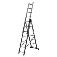 Лестница универсальная Krause 3x9