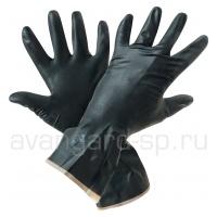 Перчатки латексные КЩС-2