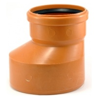 Редукция канализационная ПВХ 110/160мм