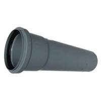 Труба канализационная полипропиленовая 50х1.8х500мм