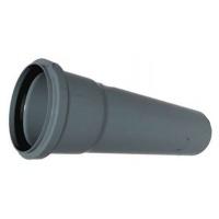 Труба канализационная полипропиленовая 110х2.7х1000мм